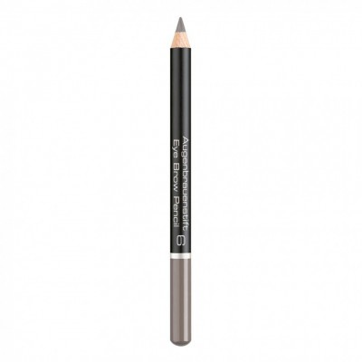 Карандаш для бровей Eye Brow Pencil Artdeco 6 medium grey brown: фото