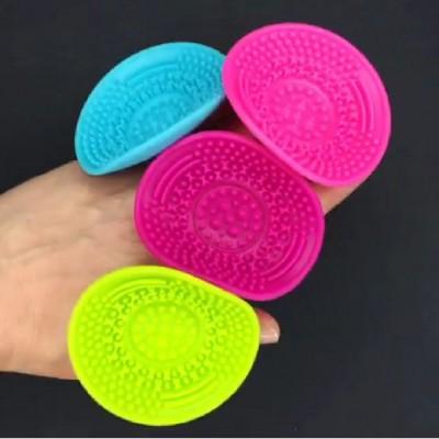 Насадка для мытья кистей MAKE-UP-SECRET Silicone Cup: фото