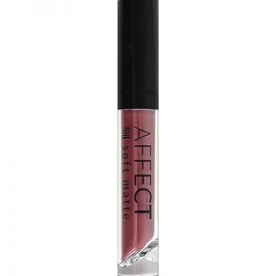 Жидкая помада для губ Affect Liquid Lipstick Simplicity: фото
