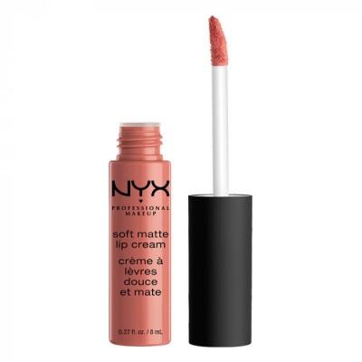 Жидкая помада NYX Professional Makeup Soft Matte Lip Cream - ZURICH 14: фото