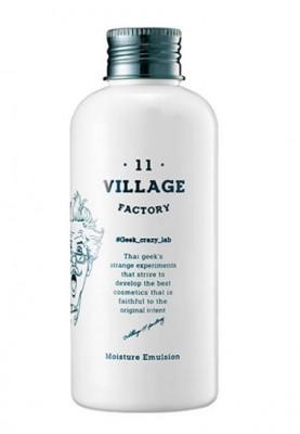 Эмульсия с экстрактом корня когтя дьявола VILLAGE 11 FACTORY Moisture Emulsion: фото