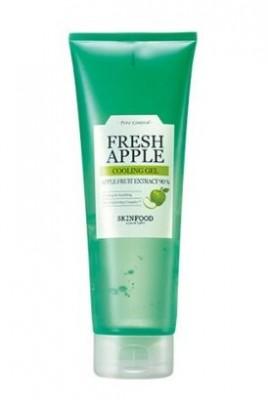 Гель охлаждающий с экстрактом яблока SKINFOOD Fresh Apple Cooling Gel 90: фото