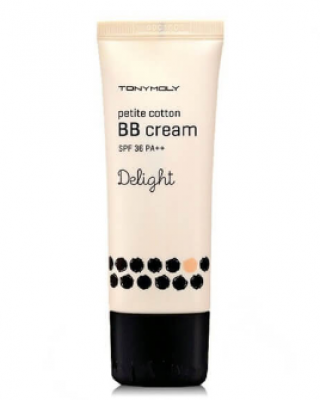 BB-крем TONY MOLY Delight petit cotton BB-cream 02 30 г: фото