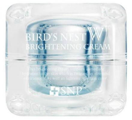 Крем для лица SNP Bird's nest w+brightening cream 50г: фото