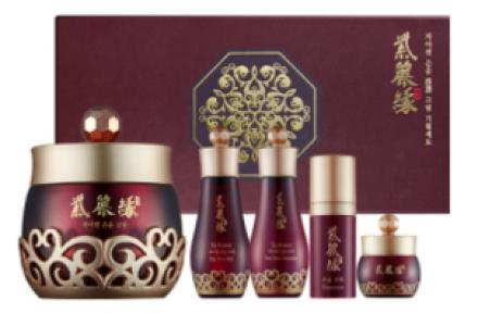 Набор по уходу за кожей лица SNP Za aryeon eun yoon cream set: фото