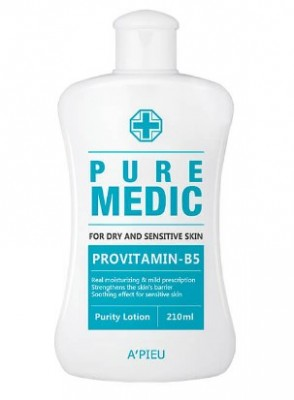 Лосьон для лица A'PIEU Pure Medic Purity Lotion: фото