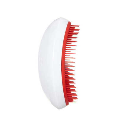 Расческа TANGLE TEEZER Salon Elite Candy Cane белый/красный: фото