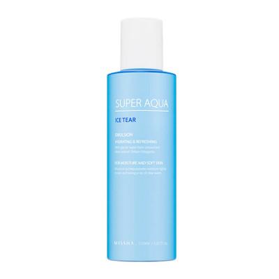 Эмульсия Освежающая MISSHA Super Aqua Ice Tear Emulsion 150 мл: фото