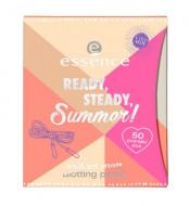 Матирующие салфетки ЕSSENCE Ready, Steady, Summer! Instant Matt Blotting Paper: фото