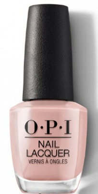 Лак для ногтей OPI Peru Machu Peach-u NLP36: фото