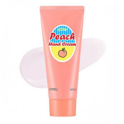 Крем для рук A'PIEU Peach Hand Cream: фото
