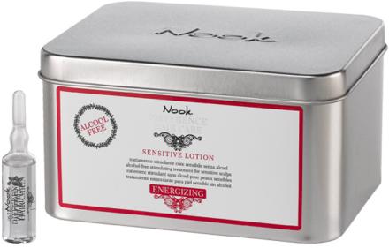 Лосьон поддерживающий против выпадения волос NOOK Difference Hair Care Sensitive Lotion Рh5,2 12* 7мл: фото