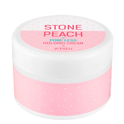 Крем для лица A'PIEU Stone Peach Pore Less Holding Cream 50гр: фото
