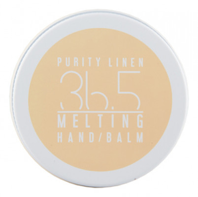Бальзам для рук A'PIEU 36.5 Melting Hand Balm Purity Linen 35гр: фото