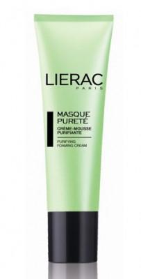 Маска-экспресс Очищающая Lierac Masque 50 мл: фото