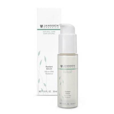 Концентрат увлажняющий мгновенного дейстия Janssen Cosmetics Natural Skin Radiant Serum 30 мл: фото