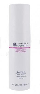 Эмульсия успокаивающая смягчающая Janssen Cosmetics Soothing Face Lotion 150мл: фото