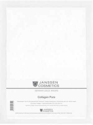Коллагеновая маска Janssen Cosmetics Collagen pure 1лист: фото