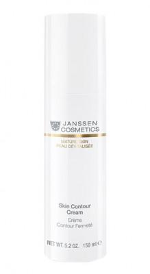 Крем-лифтинг обогащенный Janssen Cosmetics Skin Contour Cream 150 мл: фото