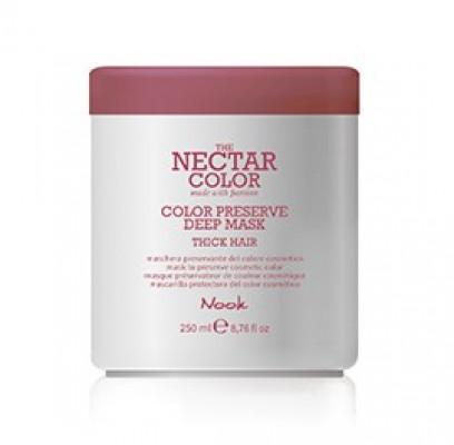Маска для окрашенных плотных и жестких волос NOOK Color Preserve Deep Mask 250мл: фото