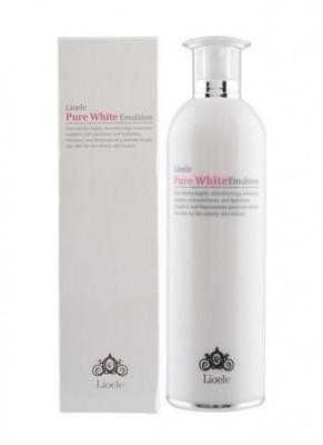 Эмульсия осветляющая Lioele Pure White Emulsion 120мл: фото