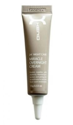 Крем для волос многофункциональный XENO Planplan Miracle Overnight Cream 15г: фото