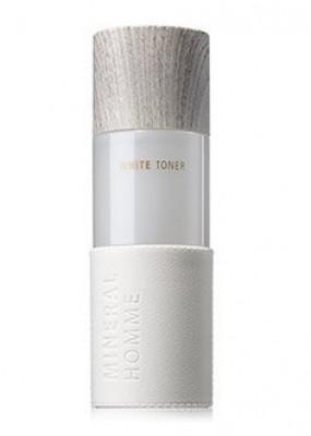 Тонер для лица осветляющий THE SAEM Mineral Homme White Toner 130мл: фото