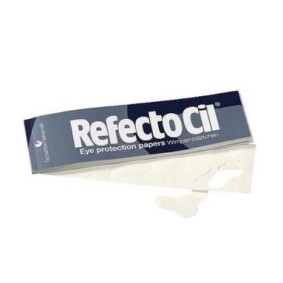 Защитные бумажные полоски под глаза RefectoCil 100 шт: фото