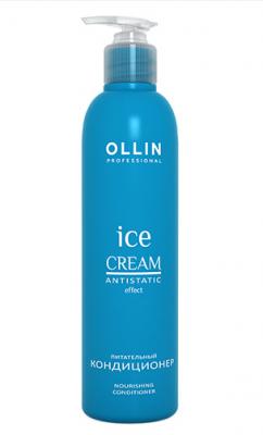 Кондиционер питательный OLLIN ICE CREAM Nourishing Conditioner 250мл: фото