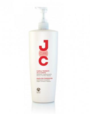 Шампунь против выпадения волос с Имбирем, Корицей и Витаминами Barex Energizing Shampoo 1000мл: фото