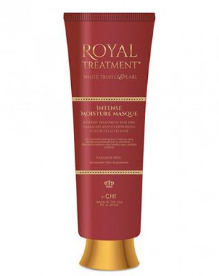 Маска интенсивное увлажнение Королевский Уход CHI Royal Treatment 237 мл: фото