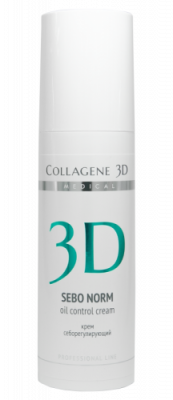 Крем для лица Collagene 3D SEBO NORM 150 мл: фото