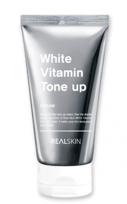 Крем для лица REALSKIN White Vitamin Tone-Up Cream 100г: фото