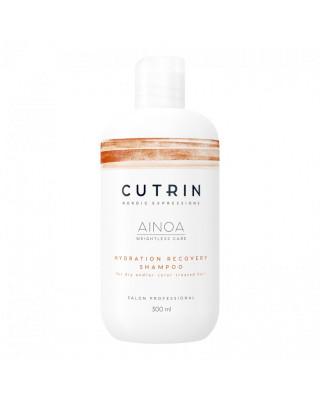 Шампунь для увлажнения Cutrin Ainoa Hydration Recovery 1000 мл: фото