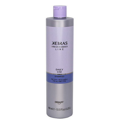 Шампунь ежедневный Dikson KEIRAS Daily Use shampoo FOR ALL HAIR TYPES 400мл: фото