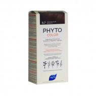 Краска для волос Phytosolba PhytoCOLOR №5.7 Светлый каштан: фото
