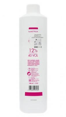 Крем-оксидант MATRIX 40 vol. 12% 1000мл: фото