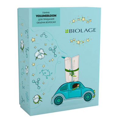 Набор Matrix Biolage Volumebloom: Шампунь для объема 250мл + Кондиционер для объема 200мл: фото