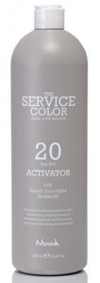 Активатор NOOK Service color ACTIVATOR 20 vol / 6% 1000 мл: фото