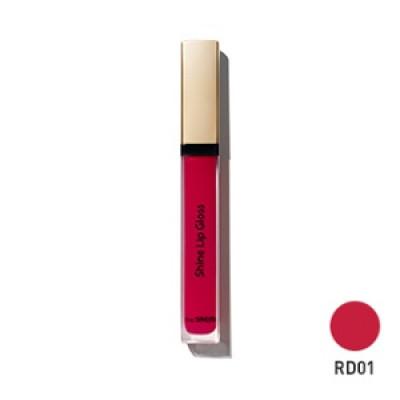 Блеск для губ THE SAEM Eco Soul Shine Lip Gloss RD01 Red Bible: фото