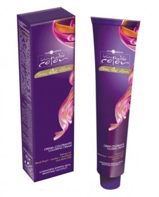 Крем-краска Hair Company INIMITABLE COLOR Coloring Cream 6.6 Крем-краска Темно-русый красный 100мл: фото
