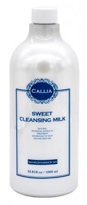 Молочко для снятия макияжа Dr. Healux CALLIA Sweet Cleansing Milk 1000 мл: фото