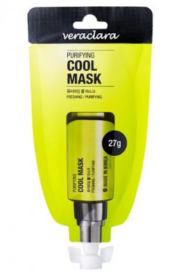 Маска-пленка охлаждающая Veraclara Purifying Cool Mask 27 г: фото