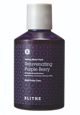 Сплэш-маска антивозрастная BLITHE Patting Splash Mask Rejuvenating Purple Berry 200 мл: фото