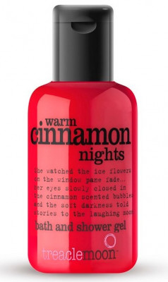 Гель для душа пряная корица Treaclemoon Warm Cinnamon Nights Bath & Shower Gel 60 мл: фото