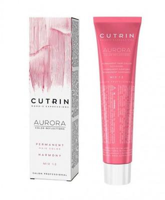 Крем-краска для волос CUTRIN AURORA 8.37G Светло-золотое дерево 60 мл: фото