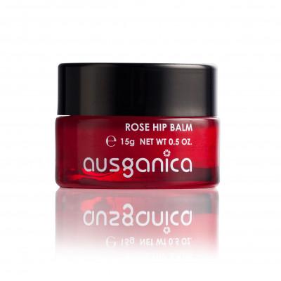 Смягчающий бальзам для кожи Дикая Роза Ausganica 15 г: фото