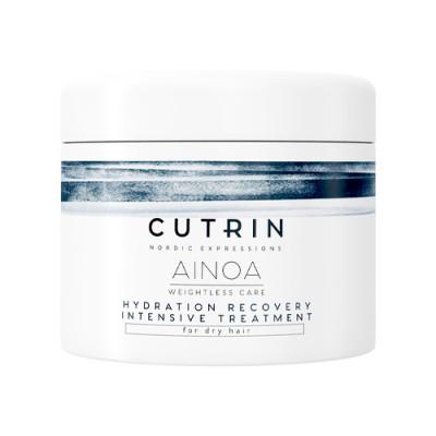 Маска для увлажнения волос CUTRIN AINOA HYDRATION RECOVERY 150 мл: фото