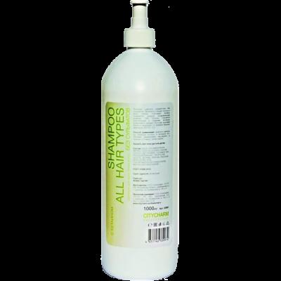 Шампунь для всех типов волос безсульфатный с бетаином РН5,0-5,5 CITYCHARM Professional 1000мл: фото