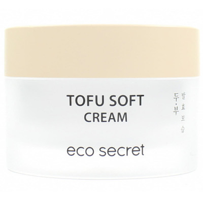 Крем для лица с Тофу Eco Secret Tofu Soft Cream 50 мл: фото